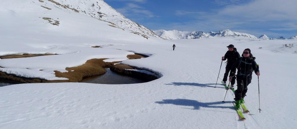 Au lac de nino