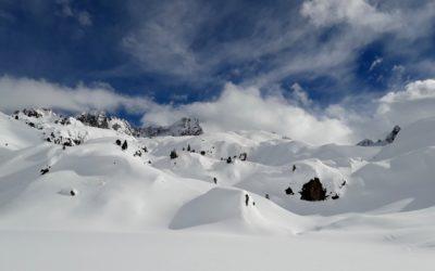 Raid à ski dans le massif du Néouvielle